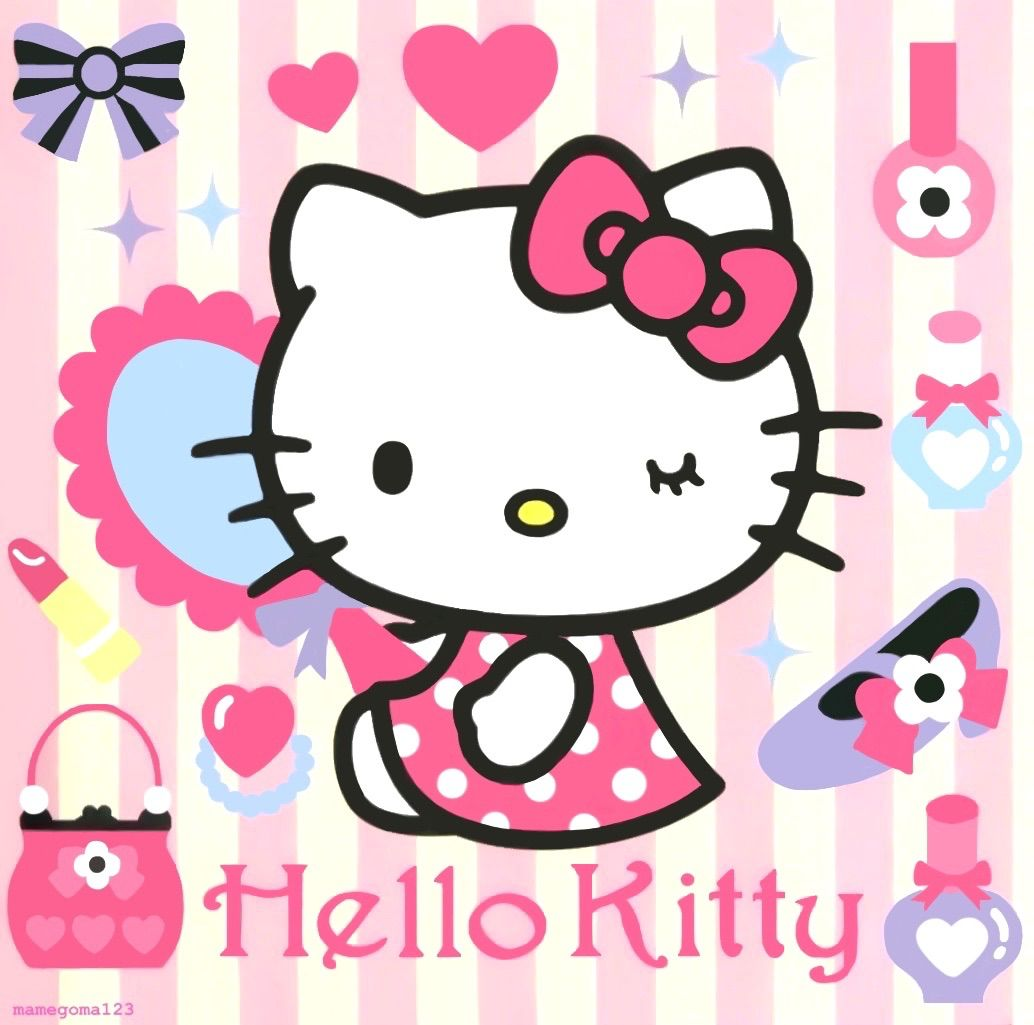 Good Wallpaper Hello Kitty Painting - 10465aa04c5c2fe745eb4465ab4dbde6  You Should Have_336550.jpg