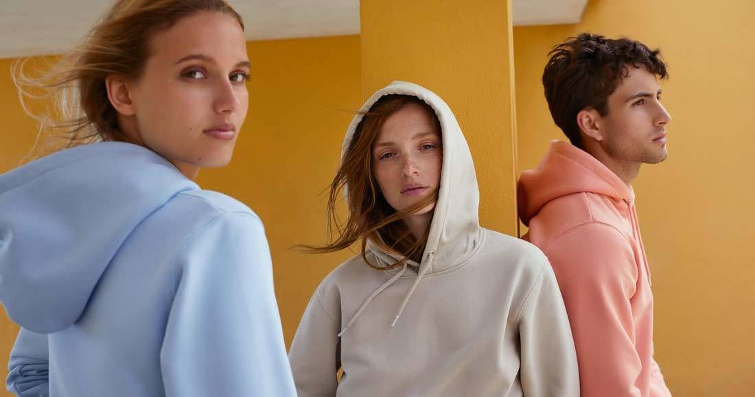 Hoodies zu attraktiven B2B Preisen textil großhandel.eu
