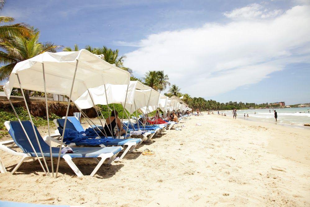 Sunsol Isla Caribe Isla De Margarita Outdoor Decor Outdoor Patio Umbrella