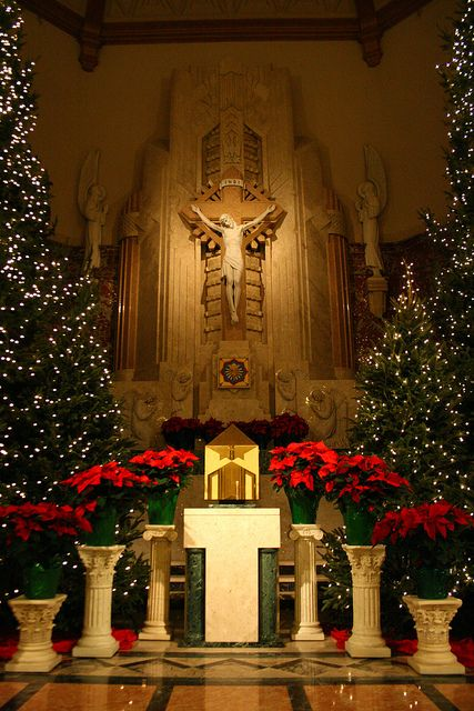 O holy night churches saints and church decorations for O holy night decorations