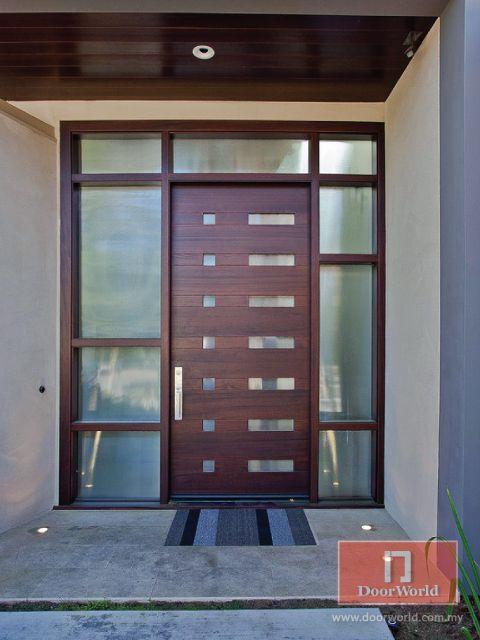 Our Products Door World Malaysia Door Manufacturer Solid Wooden Door Exterior Wooden Door Bedroom D Custom Front Doors Door Design Front Door Design