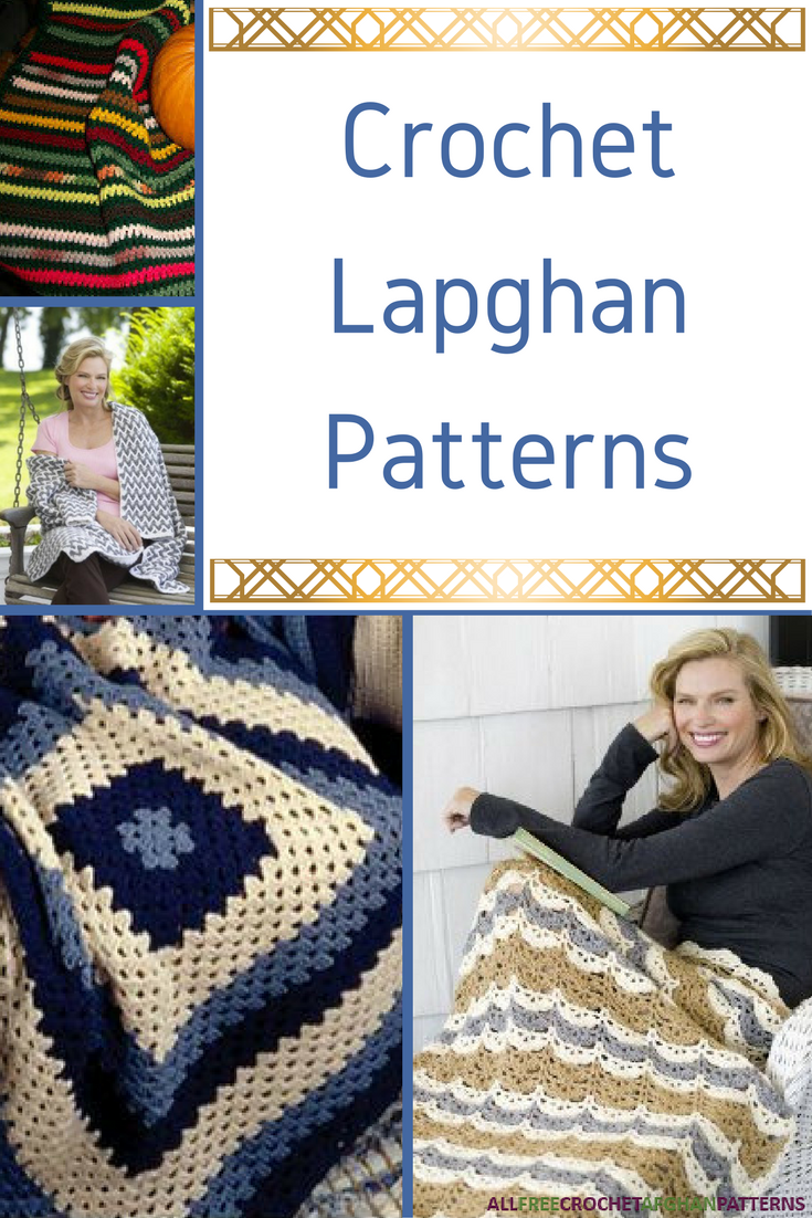 13 Crochet Lapghan Patterns | Afghans and Other Textile Art ...