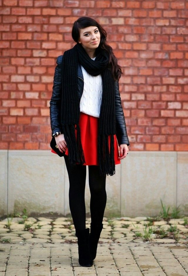 Winter style/ #woman # fashion #pretty style