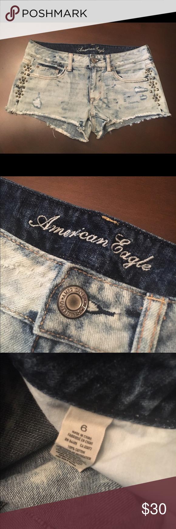 American Eagle Jean Shorts Gorgeous American Eagle Jean