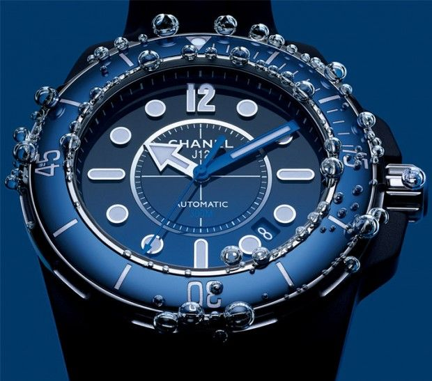 440c9124b43 Chanel J12 Marine Blue 38mm – Ref H2561