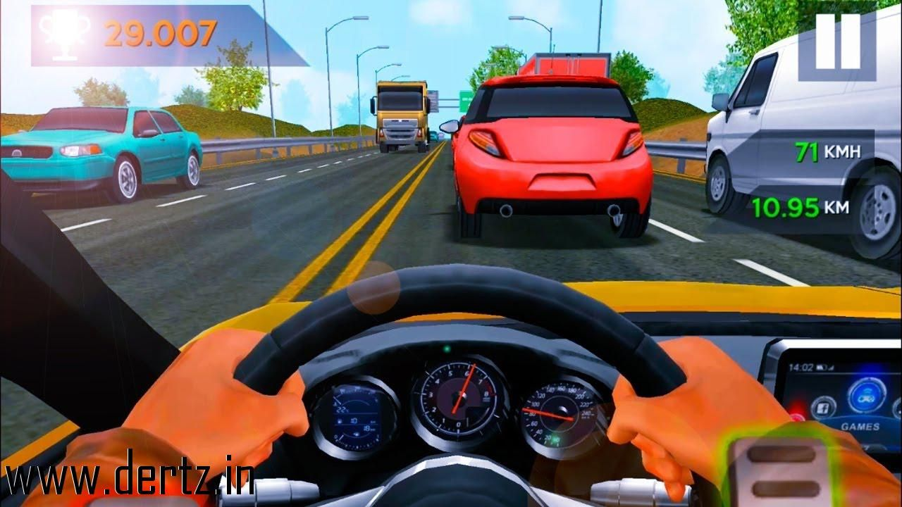Download Car in traffic 2017 full version from Dertz