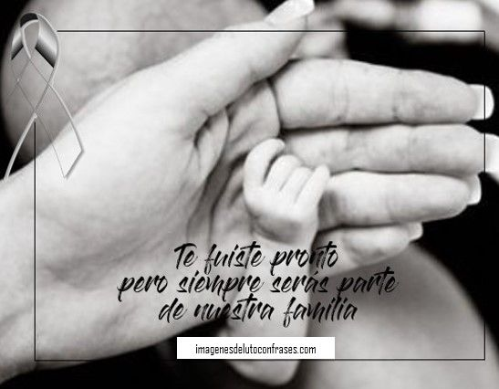 Imagenes De Luto De Bebes