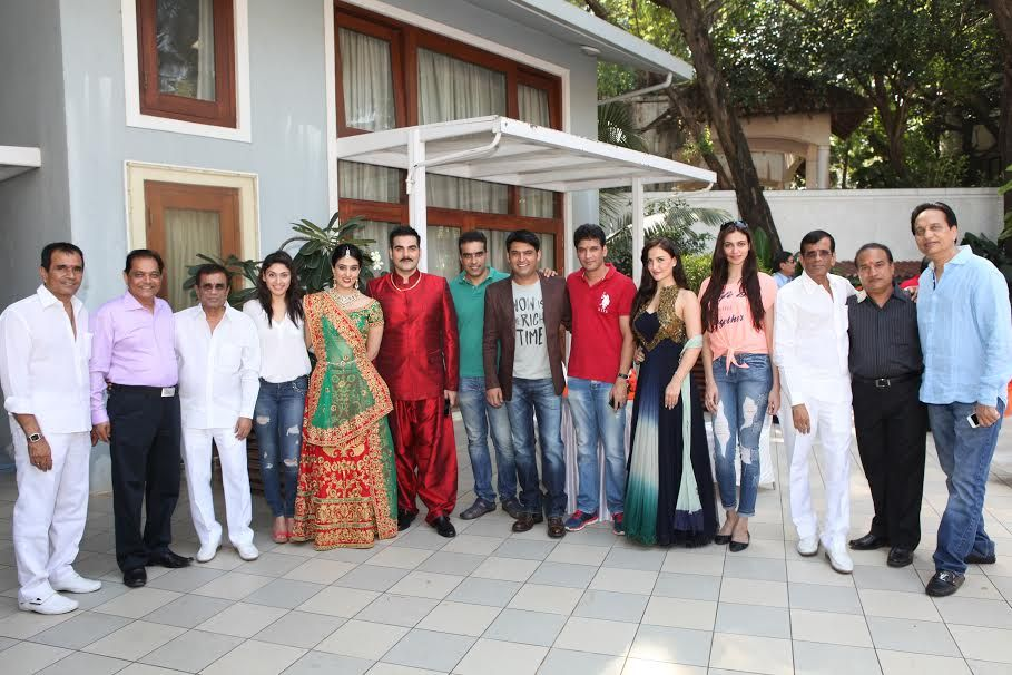 Excellent Full Cast And Crew Of Bollywood Movie Any Kis Kisko Pyaar Karu Hairstyle Inspiration Daily Dogsangcom