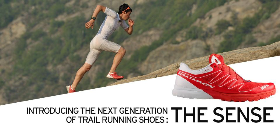 fdcc574076d7 Join the Live Event hosted by Kilian Jornet Introducing the new Salomon  Sense Trail running shoe