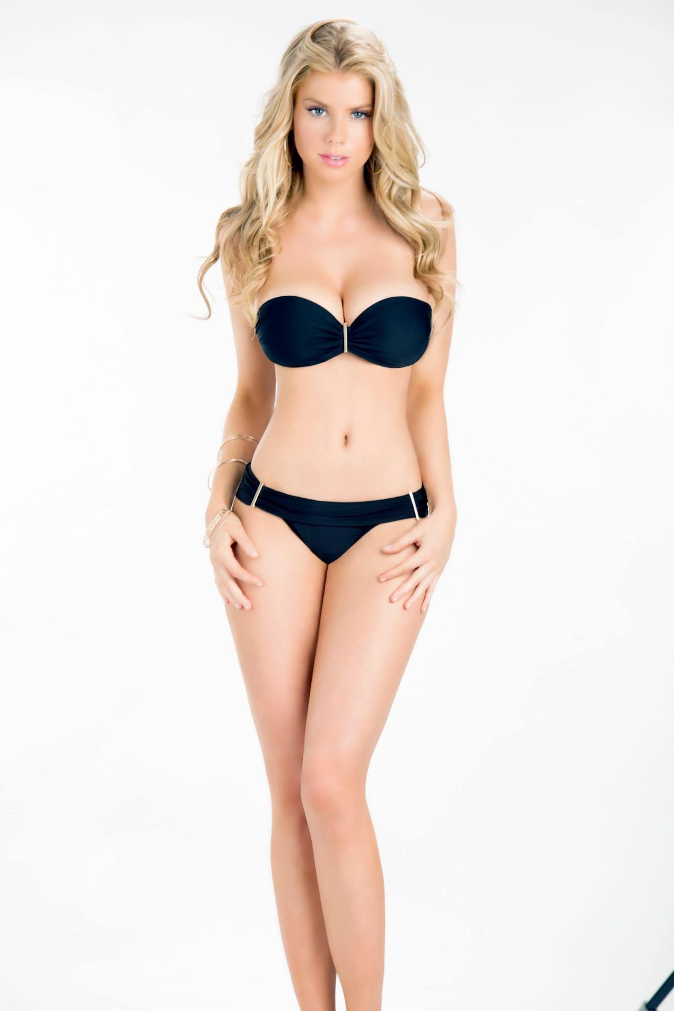 charlotte mckinney body measurement