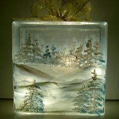 paint this for Christmas :)