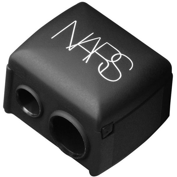 NARS Pencil Sharpener (£4.55) ❤ liked on Polyvore featuring beauty products, makeup, makeup tools, sharpeners, pencil sharpener and nars cosmetics