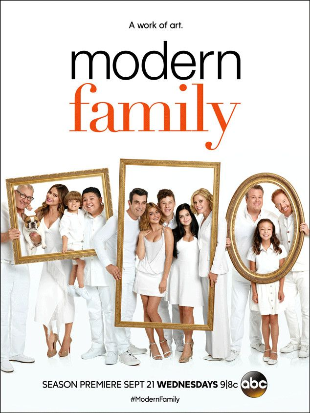 Modern Family Is All Grown Up In New Season 8 Art In 2020 Modern Family Episodes Modern Family Funny Modern Family Season 1