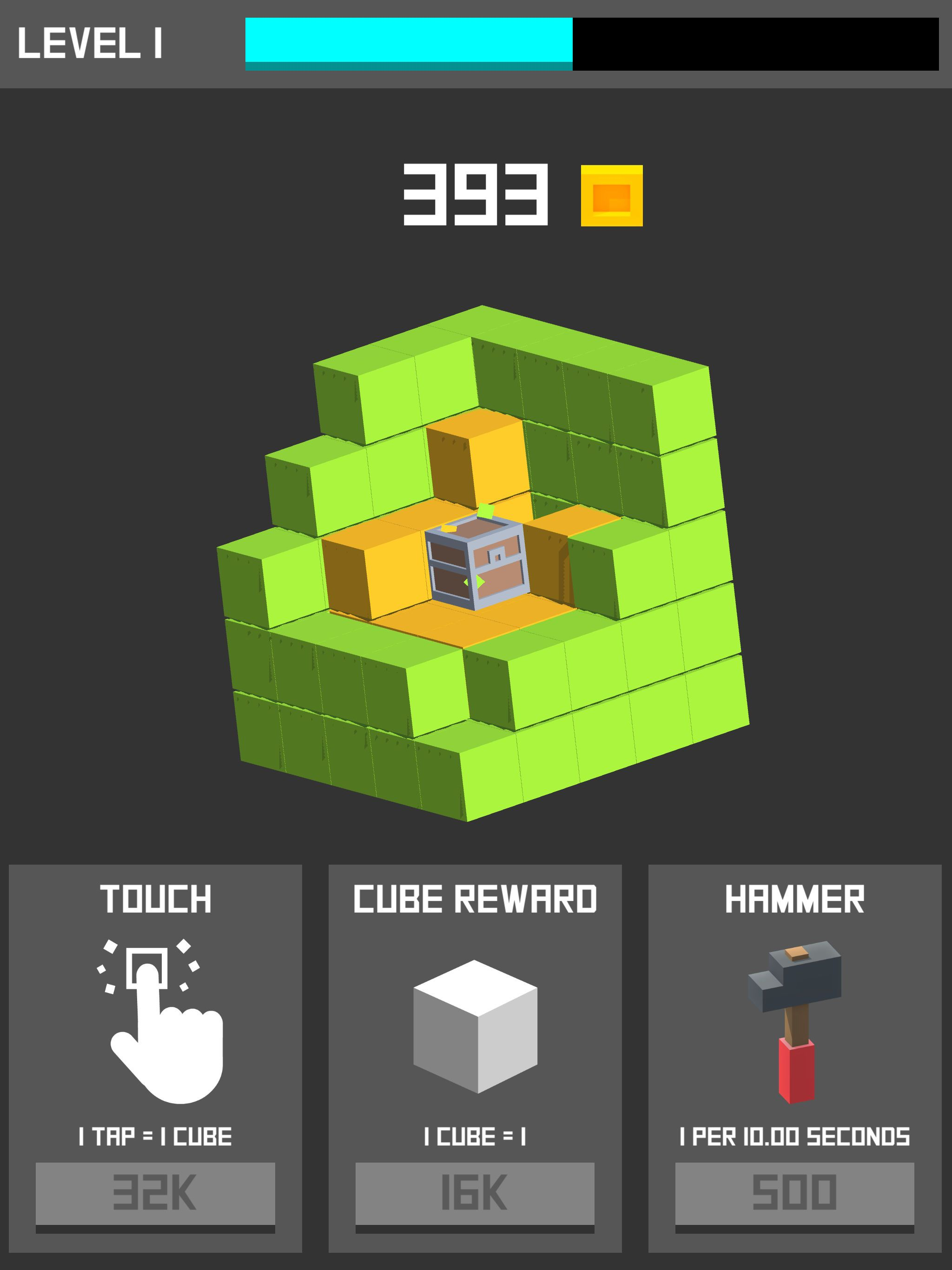 The Cube - What's Inside ? - iOS Store Store Top Apps | App Annie