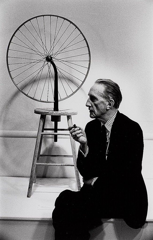 marcel duchamp readymades essay Marcel duchamp: readymades cherished assumptions that art is a special kind of activity, properly set apart from the rest of life, and that artworks are expr fountain (1917)/marcel duchamp.