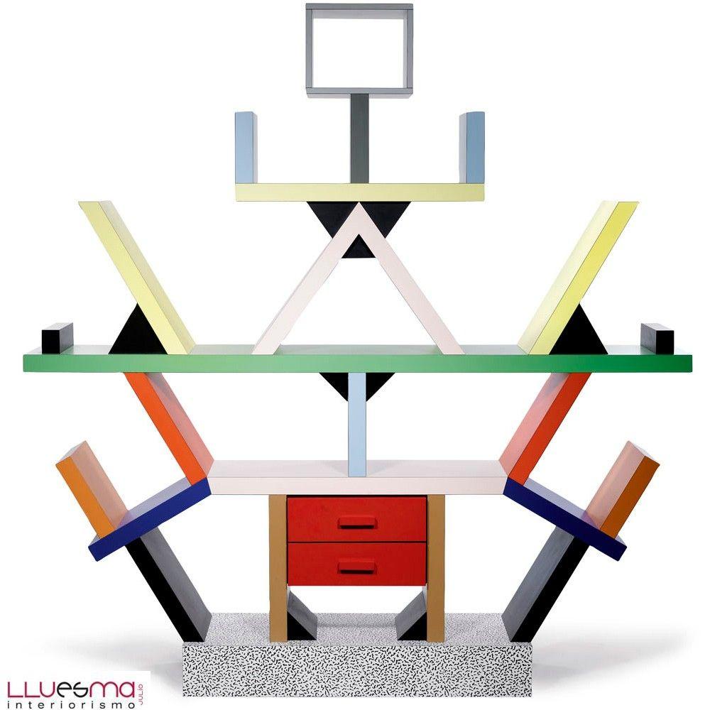 Muebles Memphis - Tienda De Muebles De Dise O Donde Puede Comprar Muebles Modernos [mjhdah]https://sta3.muebleslluesma.com/9279-68674-thickbox_default/ginza-memphis.jpg