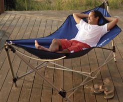 Kelsyus Deluxe XL Portable Hammock System   Good tips and