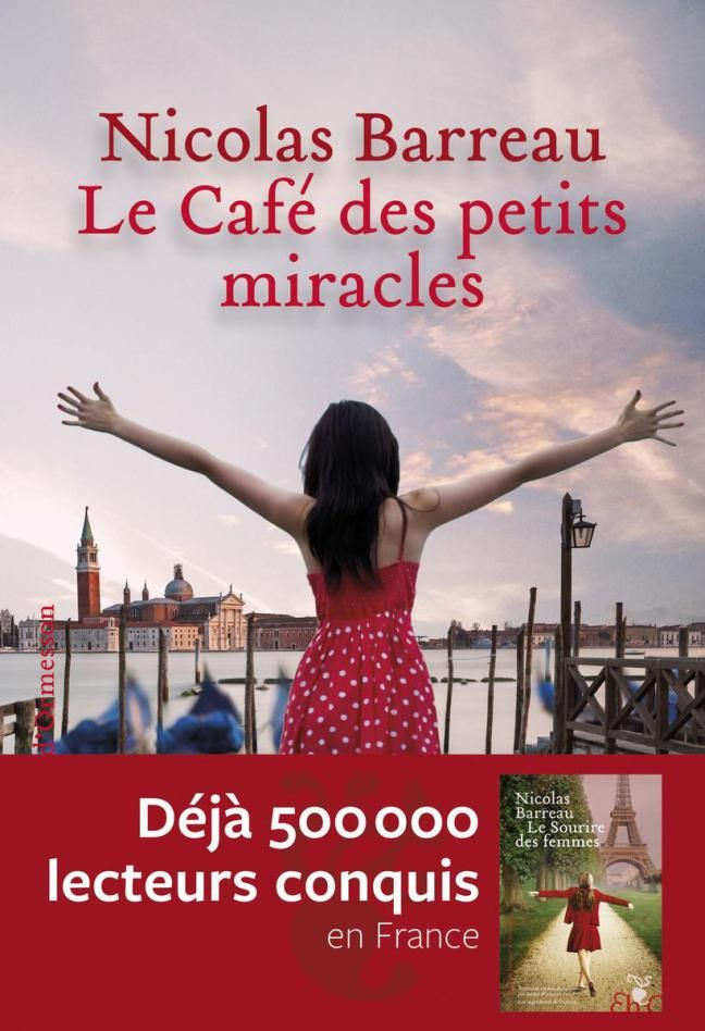 Le Cafe Des Petits Miracles Books Pinterest Books