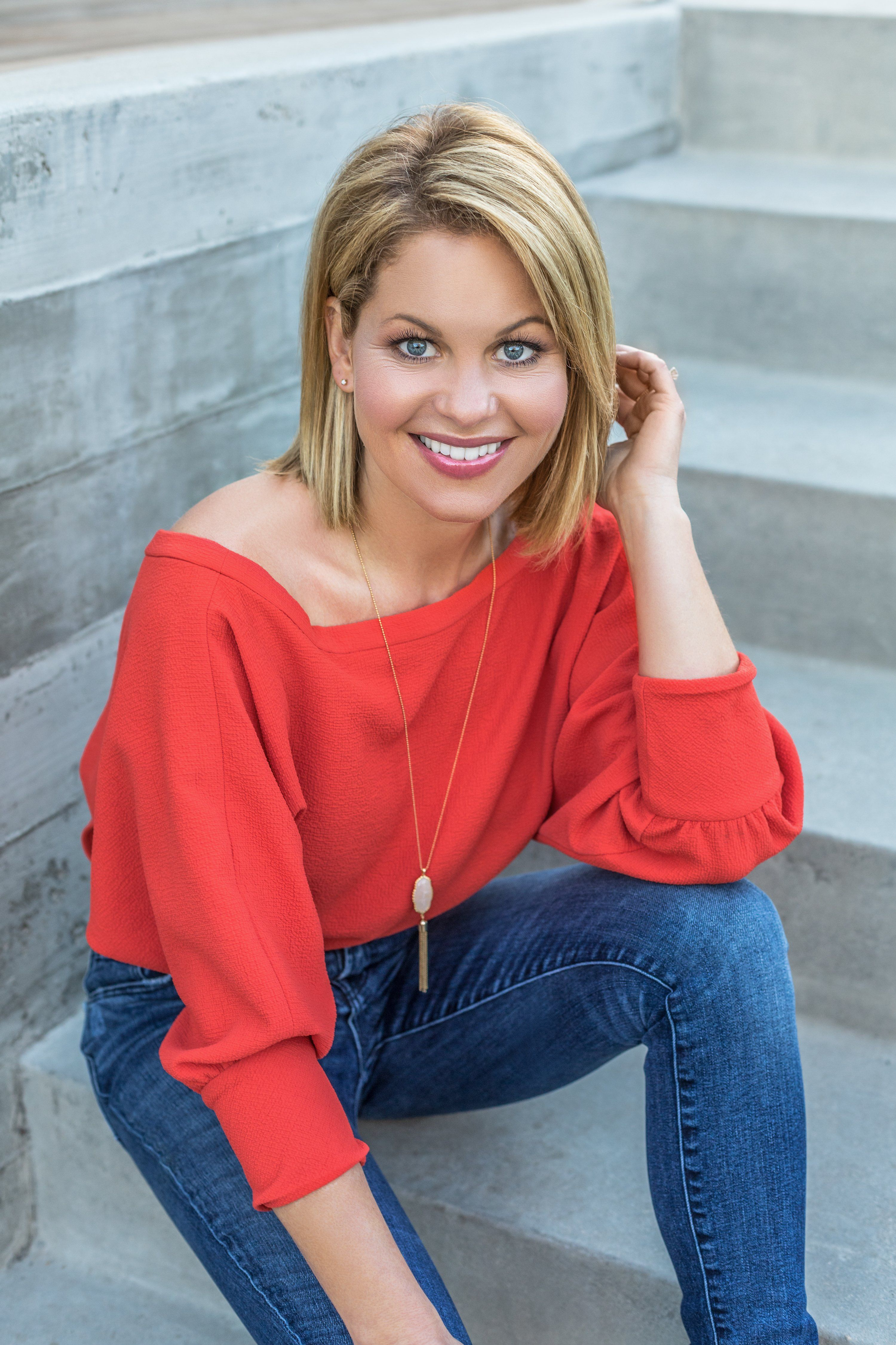 20 Best Ideas Candace Cameron Bure Hairstyle - Best