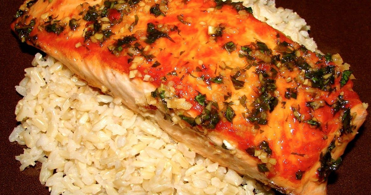 Food Wishes Video Recipes: Garlic Ginger Basil Salmon - A Food Stylist's Nightmare