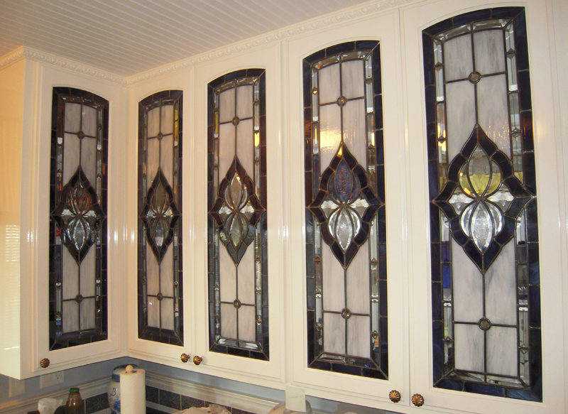 Image Result For Stained Glass Cabinet Doors Glass Cabinet