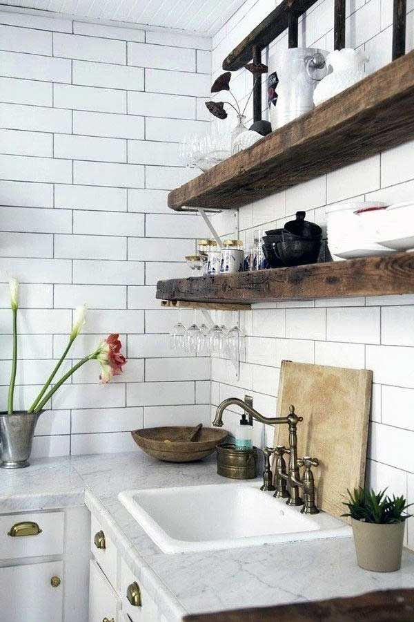 fresh kitchens without upper cabinets you can pick rustic modern kitchen rustic farmhouse on farmhouse kitchen no upper cabinets id=19041