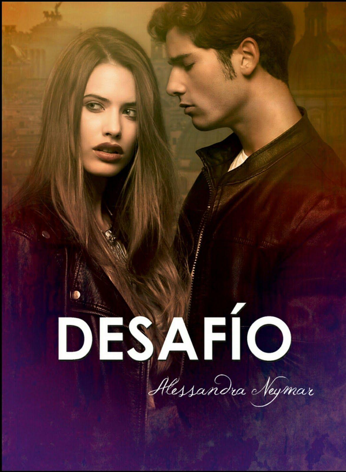 Bajo el Cielo Purpura de Roma #4 (Desafió) -Alessandra