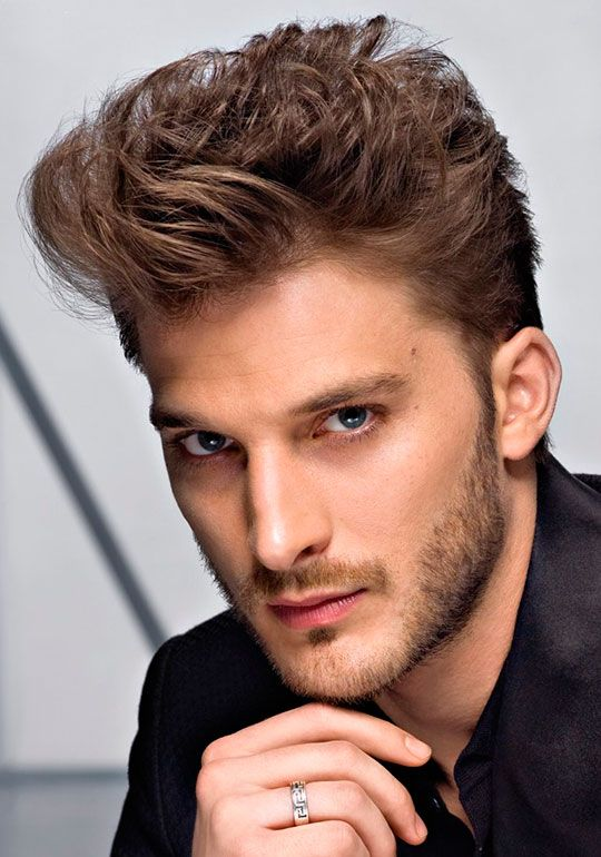 Admirable 1000 Images About Men39S Haircut On Pinterest Hairstyles Men Short Hairstyles Gunalazisus