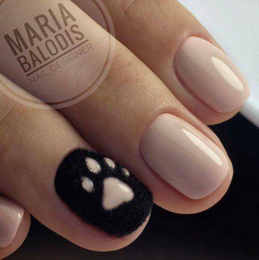 Нетипичный Маникюр | Дизайнерские ногти, Ногти, Красивые ногти