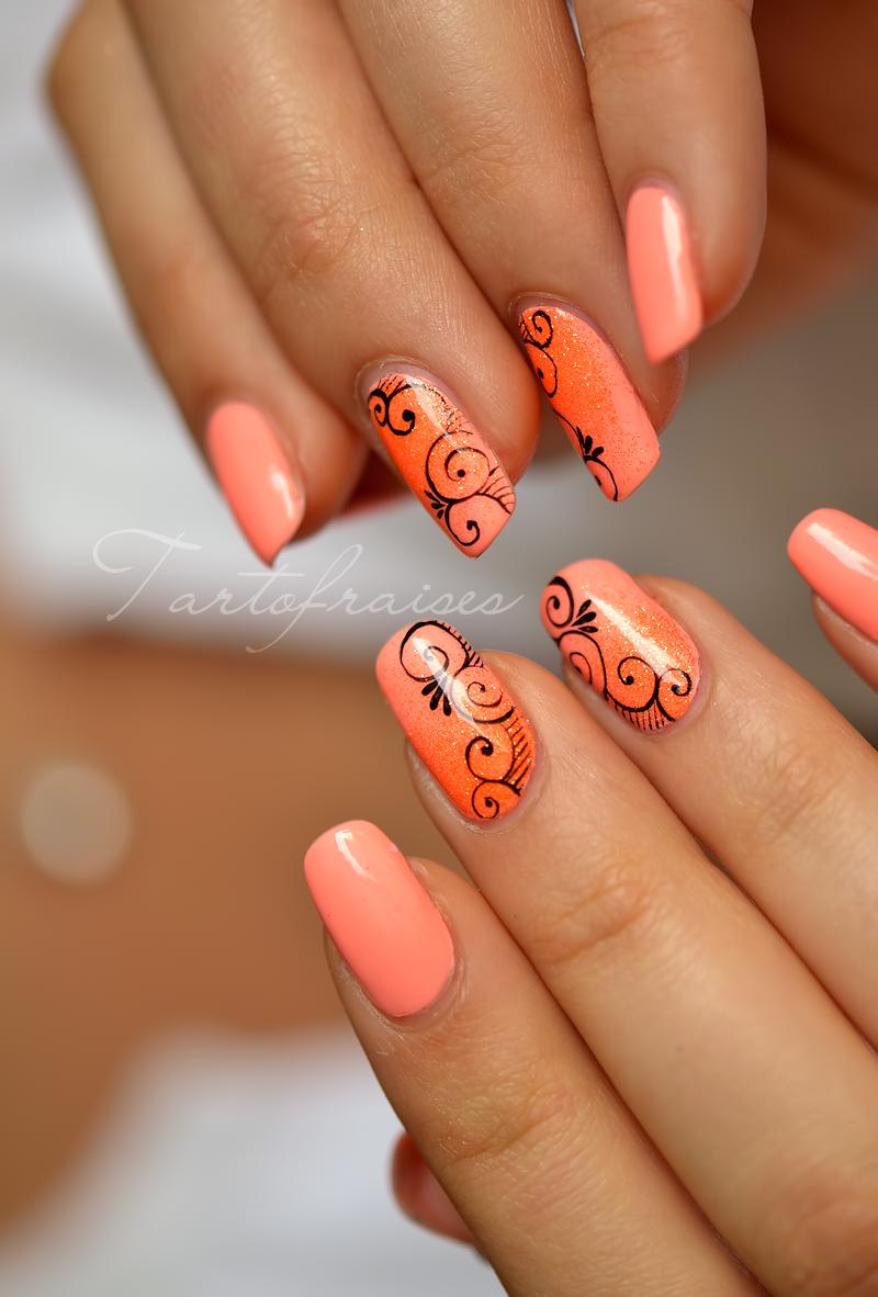 Tartofraises nails nails pinterest makeup ongles and nails