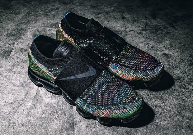 4cf941249dab Image result for nike vapormax moc multicolor on feet