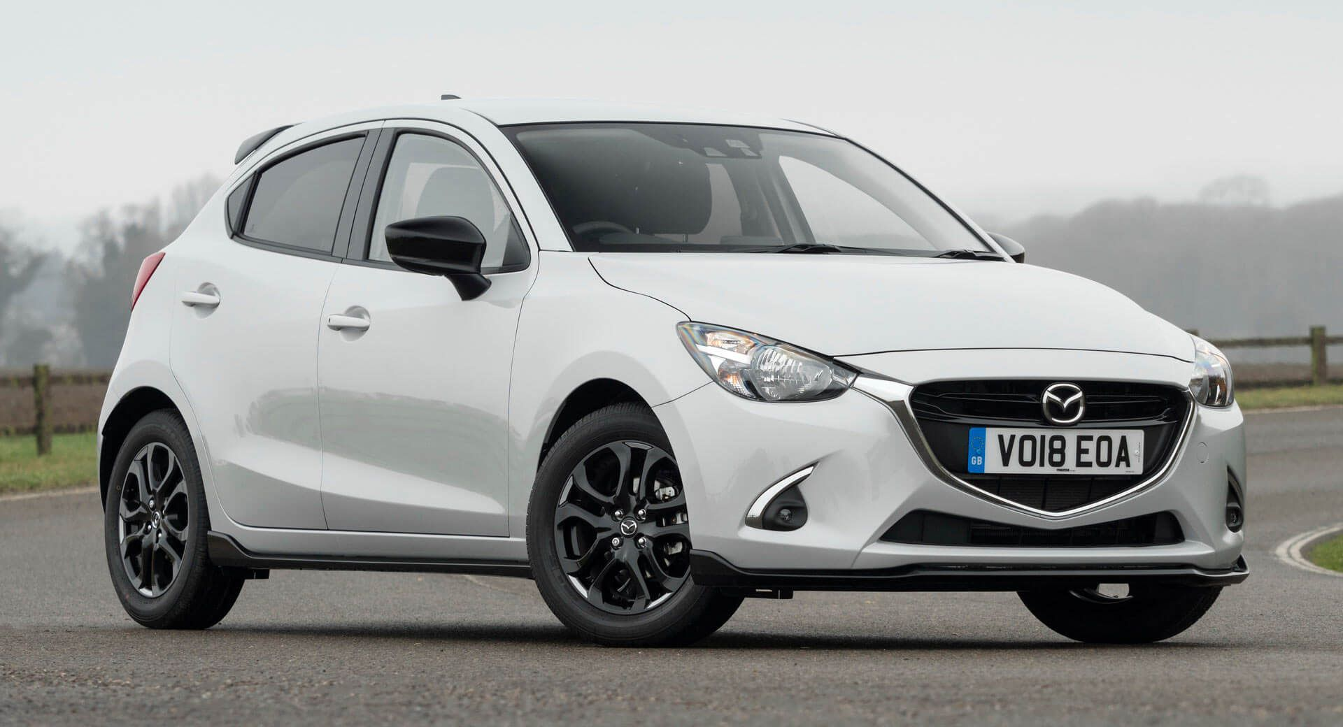 Mazda2 Updated For 2018, Gains £15,995 Sport Black Limited
