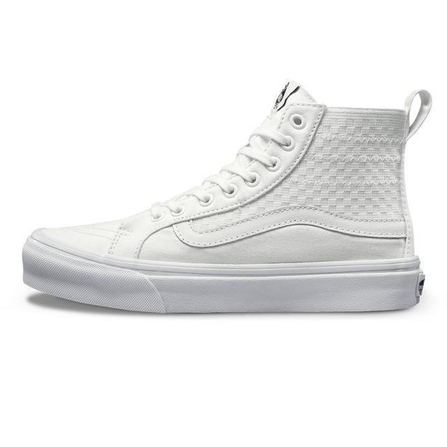 9a967e6c9e19b4 Original Vans New Arrival High-Top Women s Skateboarding Shoes Sport Shoes  Canvas Shoes Sneakers Shoes