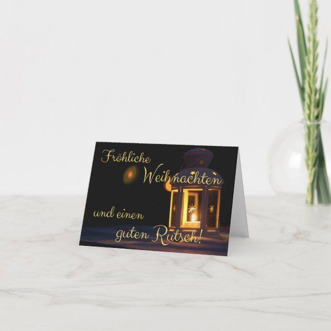 Fr?hliche Weihnachten und einen guten Rutsch! Card #Ad , #Affiliate, #und#Weihnachten#guten#einen