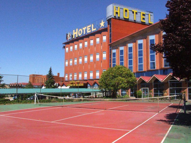 Ssercotel Burgos Hoteles Ciudades Y Galerias