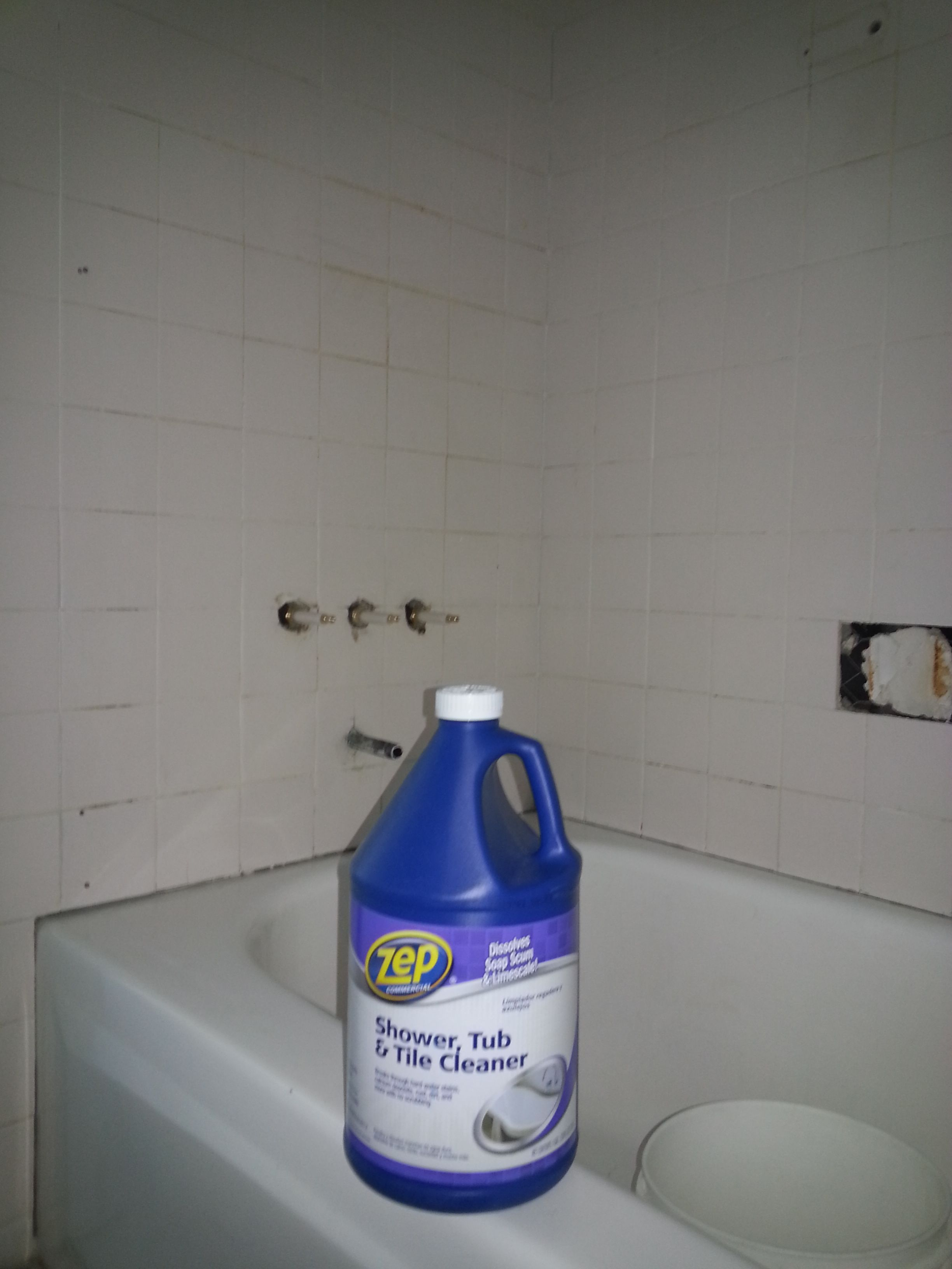 Take It From A Cleaning Professional For Deepcleaning Tile And