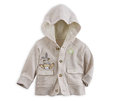 cea754d40343 New Thumper Layette Collection Now at Disney Store
