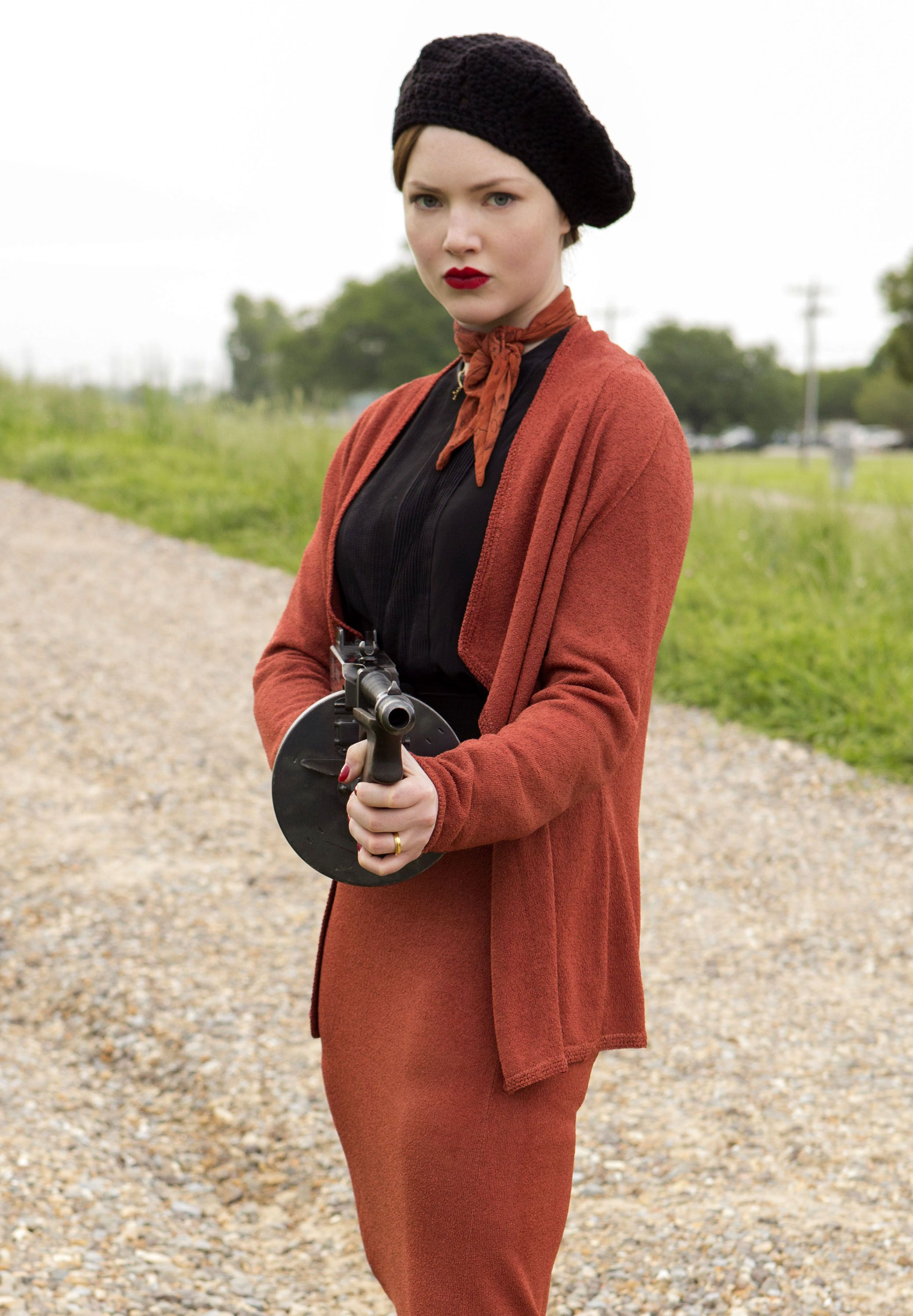 holliday grainger bonnie | Bonnie and clyde costume ...