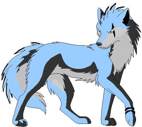 Pin By Summer Lewis On Wolfs Anime Anime Wolf Animal Drawings Animal Art