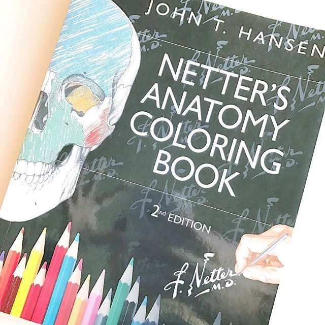 Y All I Am Completely Obsessed With My Anatomy Coloring Book It Is So Much Fun And Actually Has A Anatomy Coloring Book Coloring Books Stress Relief Massage