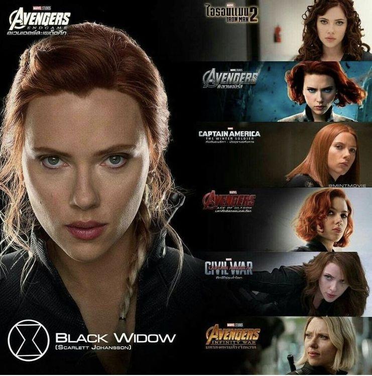 Black Widow And Her Hairstyles Marvel Superheroes Black Widow Marvel Avengers