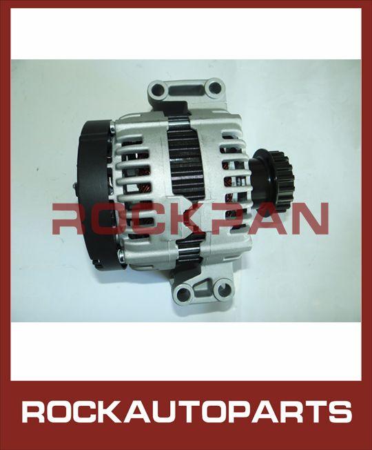 New 12v 150a Alternator 31110082 36000210 360002100 For Landrover Freeland 2 Lr2 3 2l 2007 Land Rover Alternator Car Videos