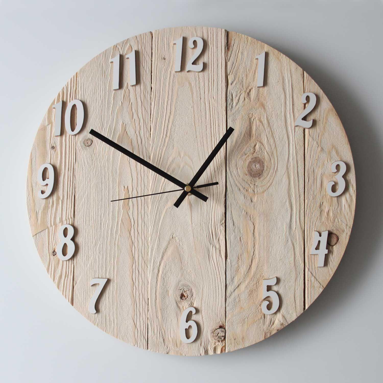 Reloj de pared re 083 en relojes en - Reloj decorativo de pared ...