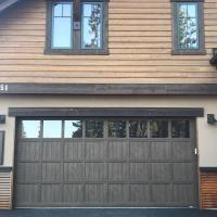 Ordinaire Garage Door Photo 21 Martin Pinnacle V Groove Ash Truckeedoor.com Truckee  Overhead Door