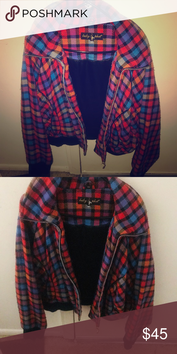 Babyphat puffer jacket Colorful warm Babyphat puffer jacket Baby Phat  Jackets   Coats 9a87d7cd9