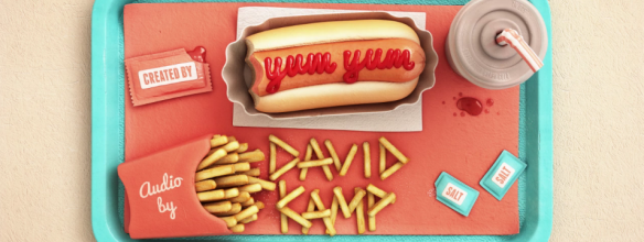 Funny ketchup video