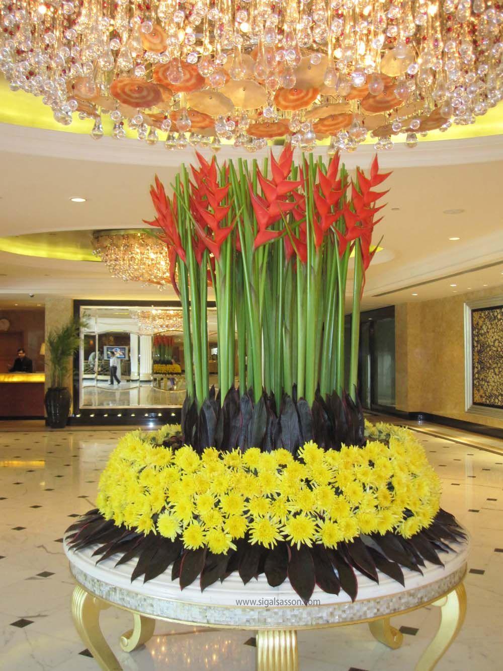 Hotel Foyer Flowers : Image result for hotel lobby flowers pinterest