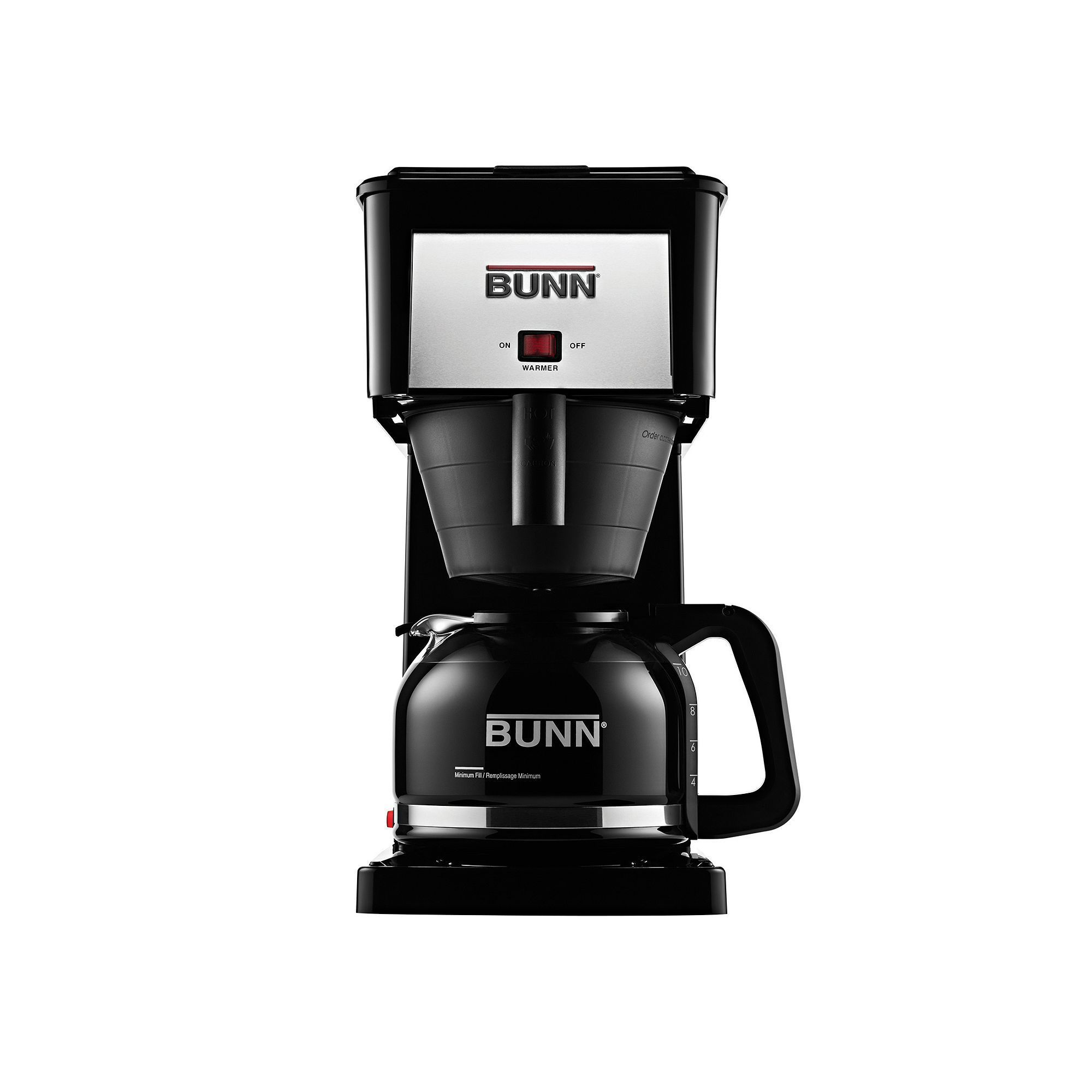 Couchtisch Hamilton Bunn Velocity Brew 10 Cup High Altitude Coffee Brewer Products