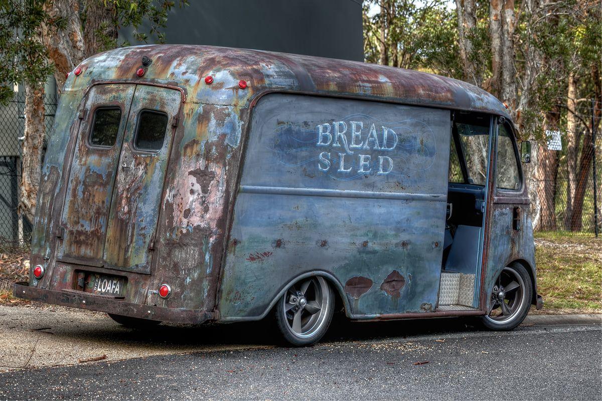 The Bread Sled rats Pinterest