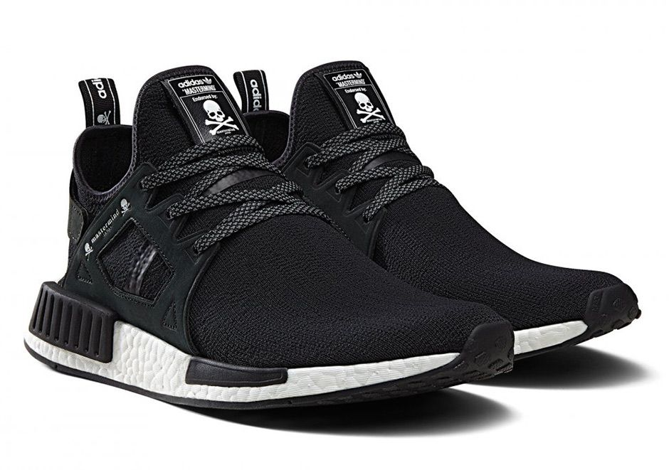 super popular f0fdc 086ce mastermind Japan adidas NMD Collaboration   SneakerNews.com